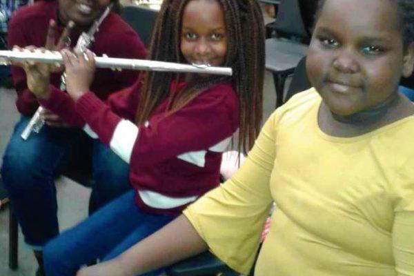 Edmunds Kids Strike up the Band!