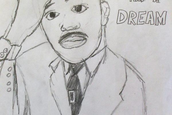 Edmunds Student Help Honor Dr. Martin Luther King Jr.
