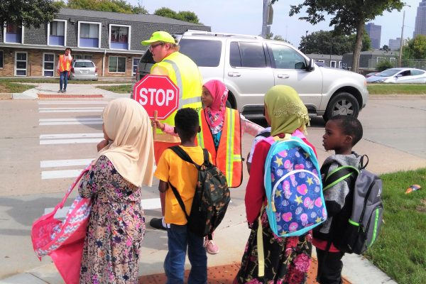Edmunds Safety Patrol Is On The Job!